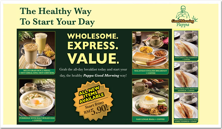 Navigate to Wholesome Express Value